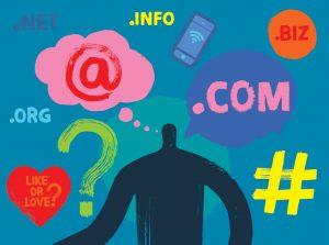 Cómo escoger un Domain Name para mi negocio