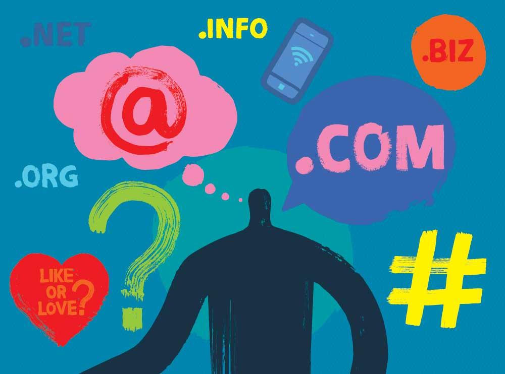 Lee más sobre el artículo Cómo escoger un Domain Name para mi negocio